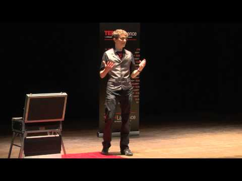A yo-yo with a broken string: how failure leads to success | Mark Hayward | TEDxLawrence