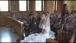 Венчание в Католическом Храме Славгорода
