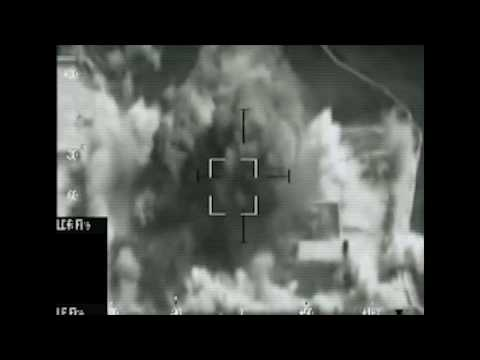Afghan Air Force's first time deployment of laser-guided bomb in combat 3/22/2018