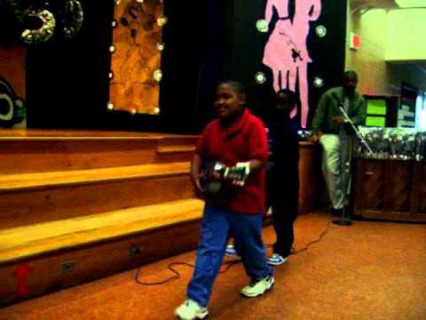 Johnny Be Good North Drive Elementary School Goldsboro NC