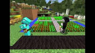 Minecraft: Turf War over Definitely not Cocain P1