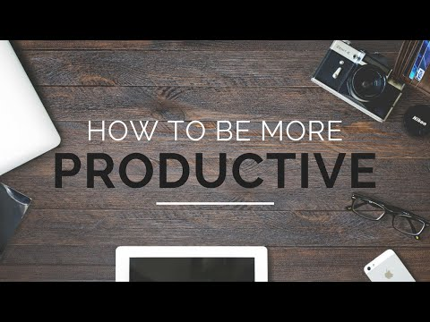 HOW TO BE PRODUCTIVE WITH CHRONIC ILLNESS