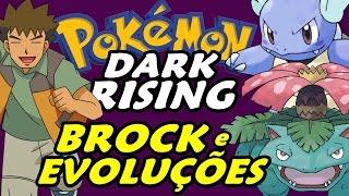 Pokémon Dark Rising (Detonado - Parte 6) - Brock, Toru e Evoluções!!