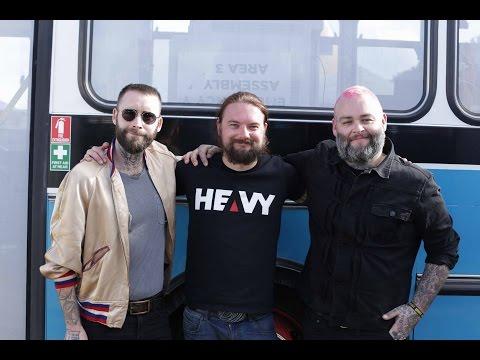 Alexisonfire Interview |  UNIFY 2017 | HEAVY TV