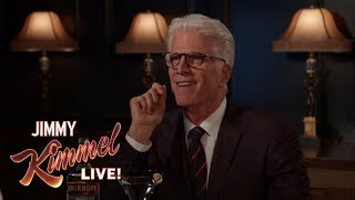 3 Ridiculous Questions with Ted Danson