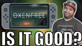 Oxenfree for Nintendo Switch Review - Is It Good? | 8-Bit Eric