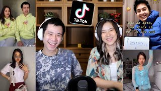 Reaction TikTok Jessica Jane