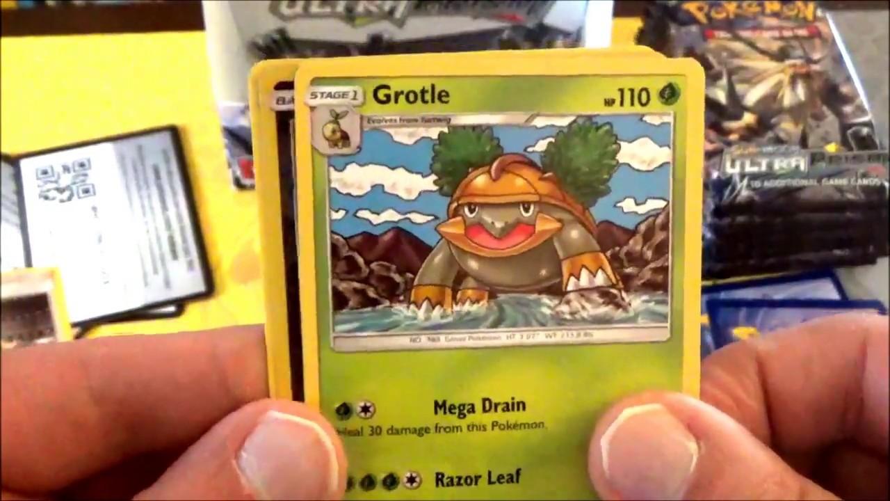 Db Opens Pokemon Ultra Prism Box Part 3 Youtube