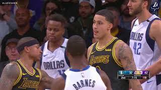 HIGHLIGHTS: Lakers vs. Mavericks (2/23/18)