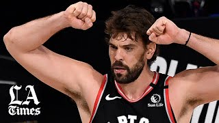 Marc Gasol on hoping to help the Lakers to another championship