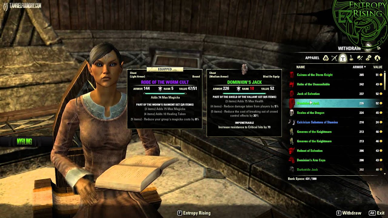 The Elder Scrolls Online : On l'a vu ! 6 pages dans la CPC