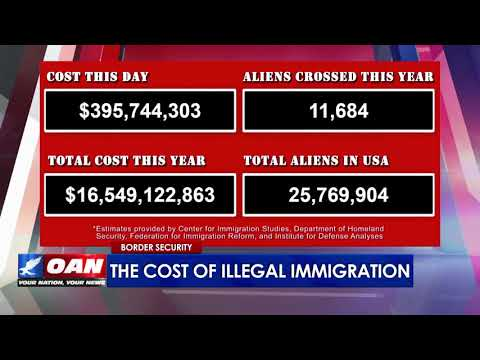 The Cost of Illegal Immigration