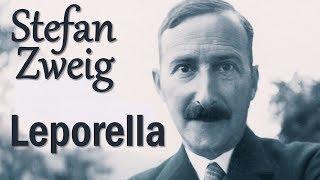 """Leporella"" Stefan Zweig sesli kitap tek parça Akın ALTAN"
