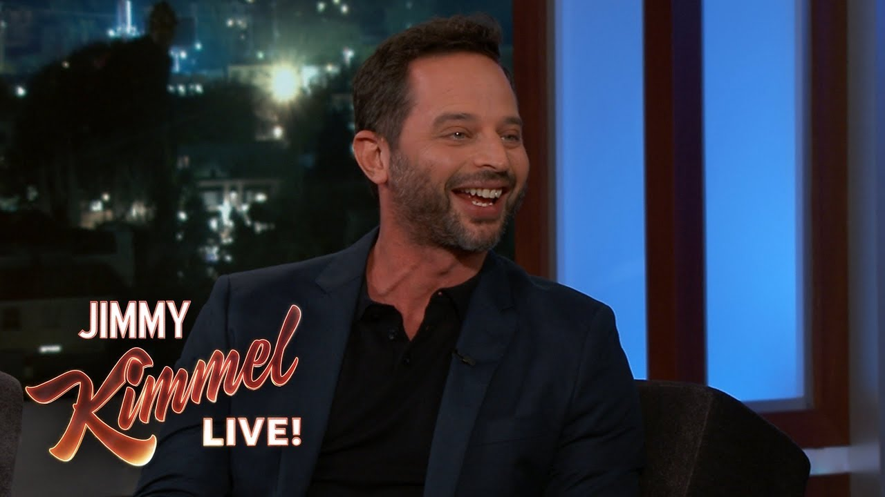 Nick Kroll Got Hypnotized to Quit Smoking