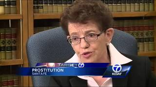 Prostitution not a problem in SF, DA says(This week, the Santa Fe District Attorney said there's virtually no prostitution in Santa Fe., 2014-03-14T14:39:29.000Z)