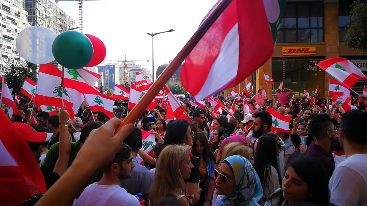 ثورة لبنان ٢٠١٩ (٥)
