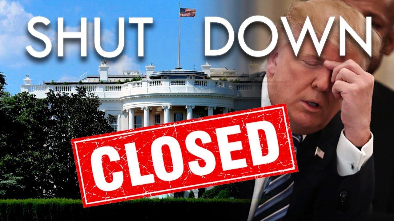 ¿Por qué el gobierno de E.E.U.U cerró? : Shut Down