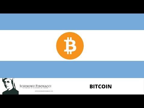 CÓMO COMPRAR BITCOINS DESDE ARGENTINA | ICHIMOKU FIBONACCI