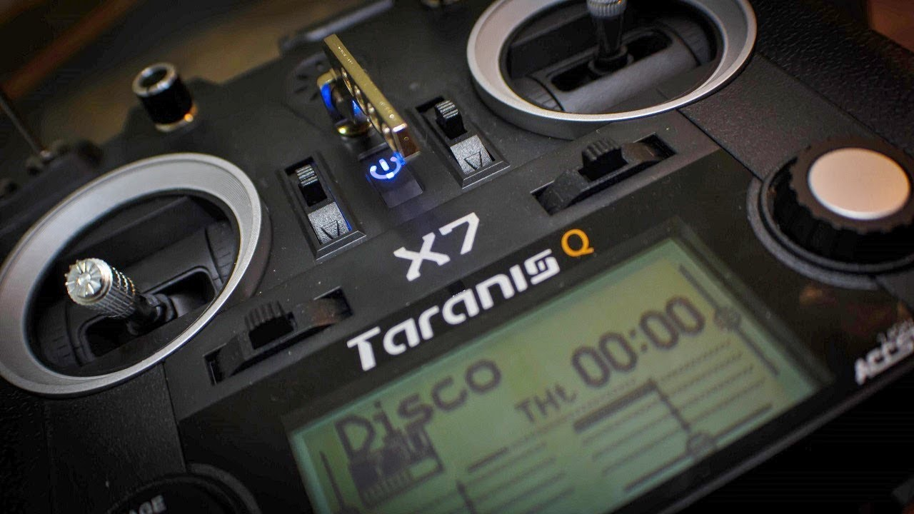 Placing sound and content files on SD card for frsky Taranis QX7