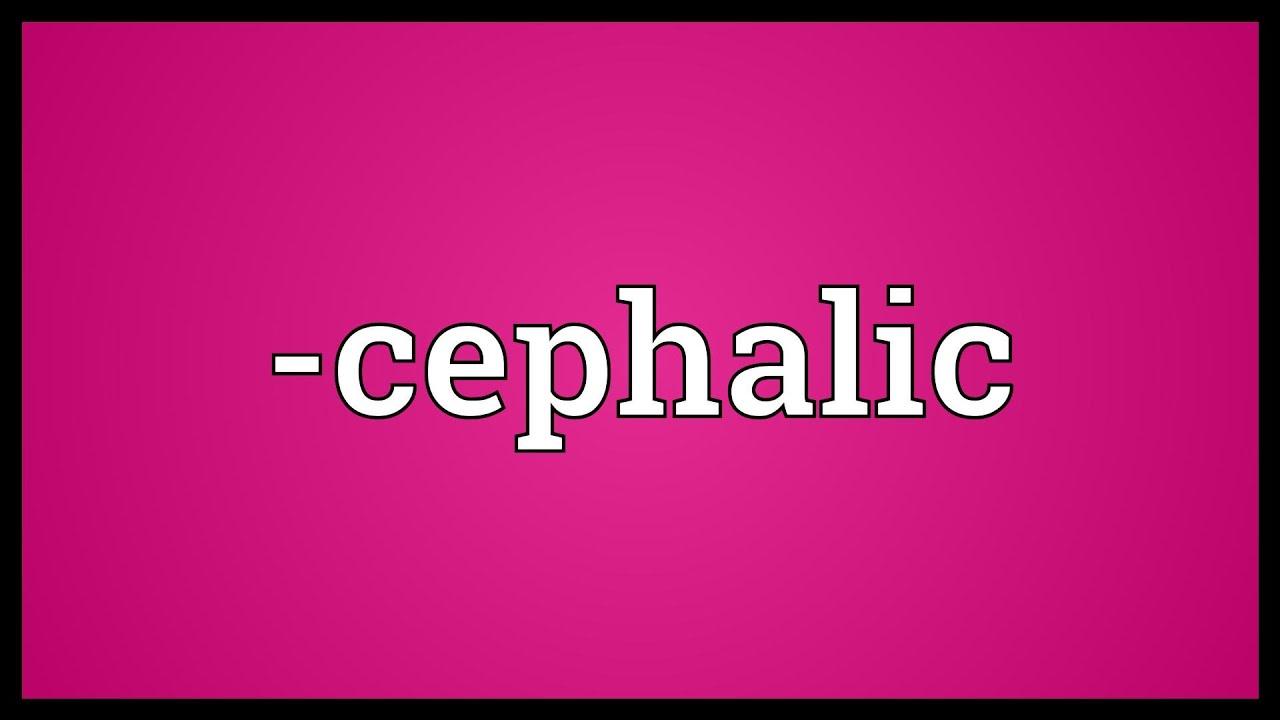 cephalic presentation meaning in tamil