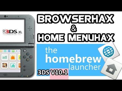 how to use browserhax on 9.2 old3ds