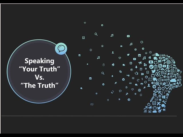 Speaking Your Truth vs the Truth #SXSW