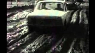 Новый легковой автомобиль ГАЗ-24 (1970 год)