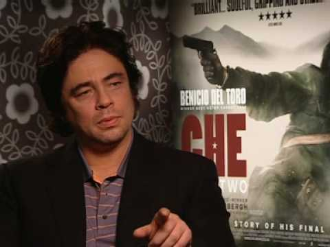 How much does Benicio Del Toro really know about Che Guevara