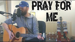 Download lagu The Weeknd Kendrick Lamar Pray For Me Cover MP3