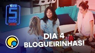 Baixar DIY da Blogueirinha com Jéh e Thabata no #5DiasAoVivo - Depois das Onze
