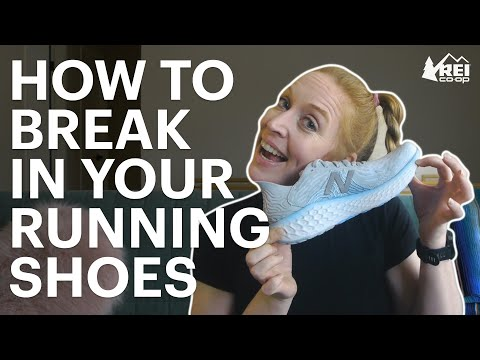 How to Break In Your Running Shoes || REI