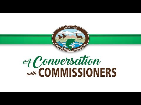A Conversation With Commissioners - Stuttgart, AR