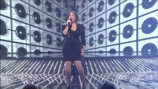 The X Factor 2011 USA - Top 4 - Melanie Amaro - Feeling Good