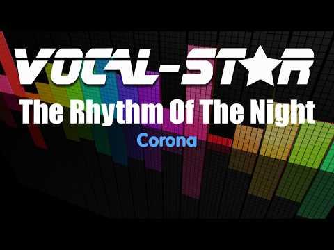 Corona - The Rhythm Of The Night (Karaoke Version) With Lyrics HD Vocal-Star Karaoke