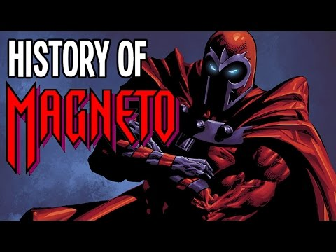 The History of Magneto!