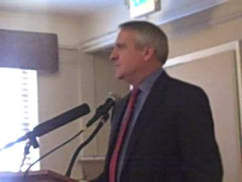 Colorado Gov. Bill Ritter At Denver Press Club Forum, 12/15/2008, Part 1
