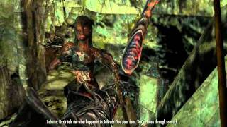 Astrid Back from the dead Glitch Skyrim