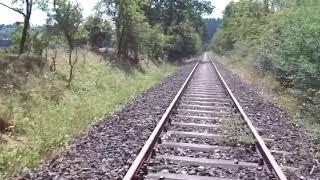 Auto auf Schienen: Büren-Weine bis Siddinghausen