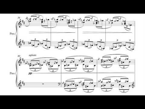 ÉTUDE in B MINOR No.20 (original piano composition)