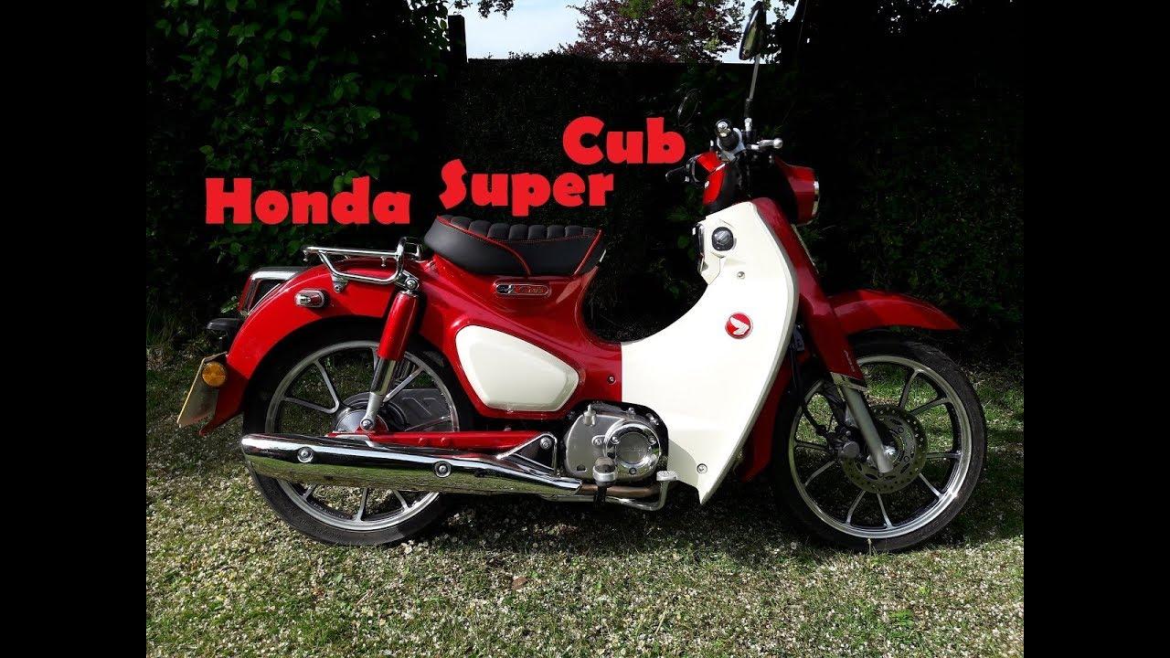New Honda Super Cub 125cc