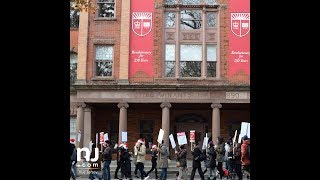 Full-time faculty at Rutgers University might strike for the first time