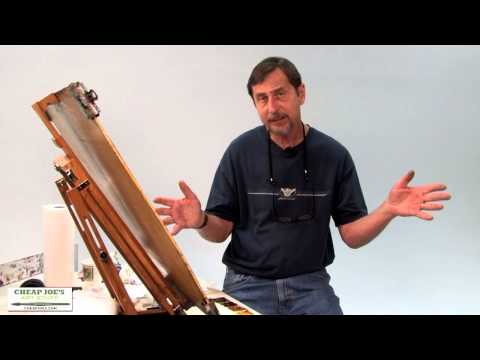 Watercolor Techniques with Don Andrews - Color Theory-Mixing Colors Part 2 - The Demonstration