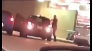 No Winners! Dude Gets Shot Multiple Times After Getting Caught With Somebody's Girlfriend!