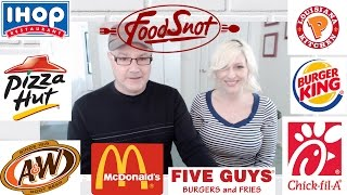 Fast Food Facts, Fun and History #1