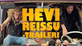 Hevi reissu | Traileri | Elokuvateattereissa 9.3.2018