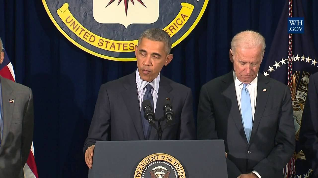 President Obama Delivers a Statement on ISIL