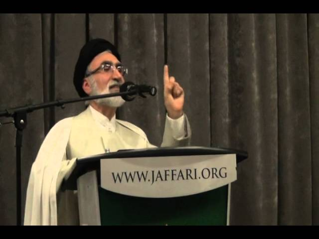 Dr. Mesbah Moosavi's lecture on the link between Wahhabism and terrorism in memorial of Sheikh Nimr