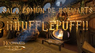 The Hogwarts common room in 360 | ¡¡HUFFLEPUFF!! 🦡 (( Slytherin🐍 WORK IN PROGRESS!))