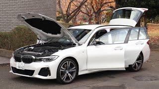 BMW M340i xDrive ツーリング【オーナーズ◆アイ】詳細検証/BMW M340i xDrive Touring / 2020