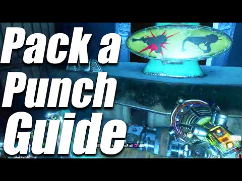 Gorod Krovi: How To Pack a Punch & Location - Dragon Guide! (Call of Duty: Black Ops 3 Zombies)